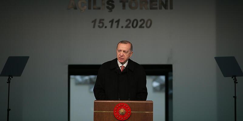 Son dakika haberi: Cumhurbaşkanı Erdoğan: Dayanışmanın en önemli nişanesi oldu