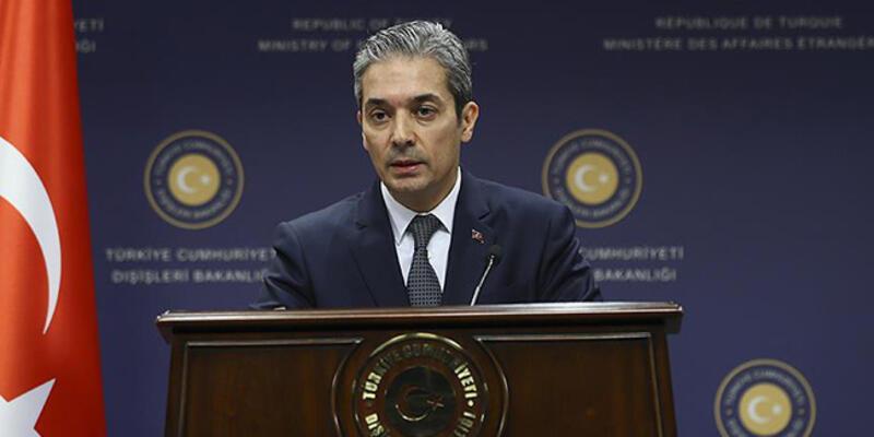 Dışişleri Bakanlığından AB Yüksek Temsilcisi Borrell'e Kıbrıs tepkisi