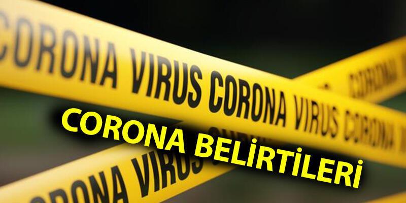 Koronavirüs belirtileri nelerdir, kaç günde belli olur? Korona belirtileri kaç günde ortaya çıkar?