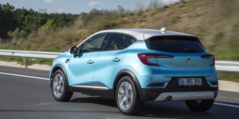 Yeni Renault Captur Türkiye yollarına çıkıyor