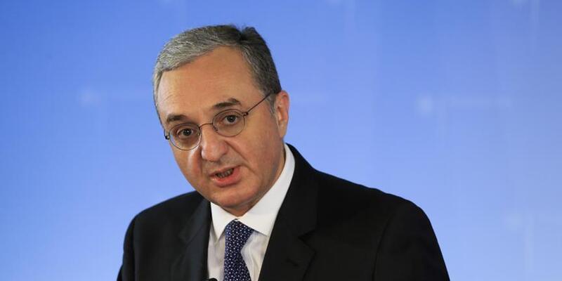 Son dakika... Ermenistan Dışişleri Bakanı Mnatsakanyan istifa etti