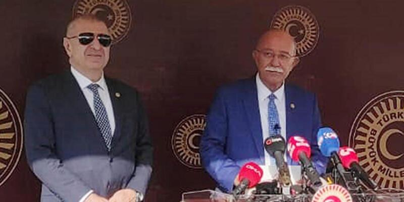 Son dakika... İYİ Parti Adana Milletvekili İsmail Koncuk, partisinden istifa etti