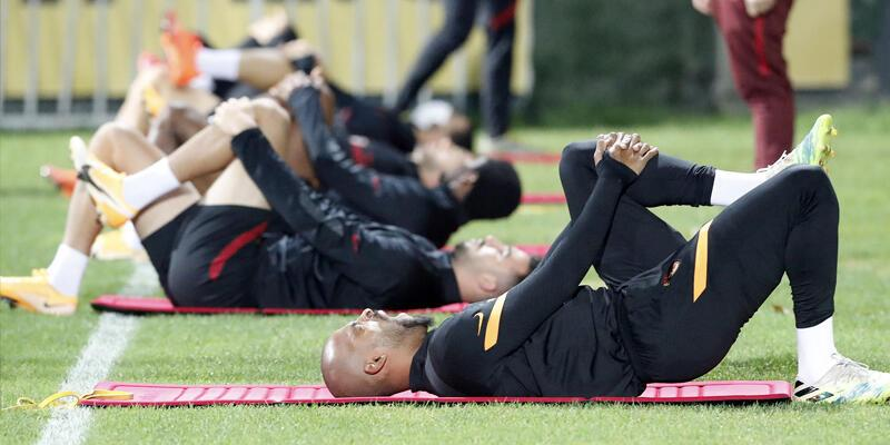 Son dakika... Galatasaray'da antrenman iptal edildi!
