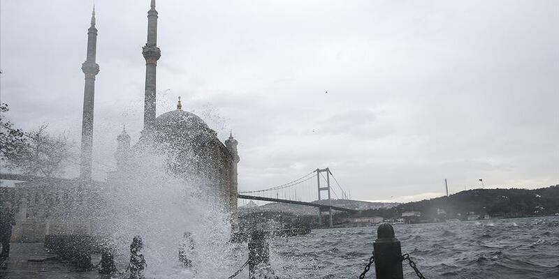 Marmara ve Batı Karadeniz içinfırtınauyarısı