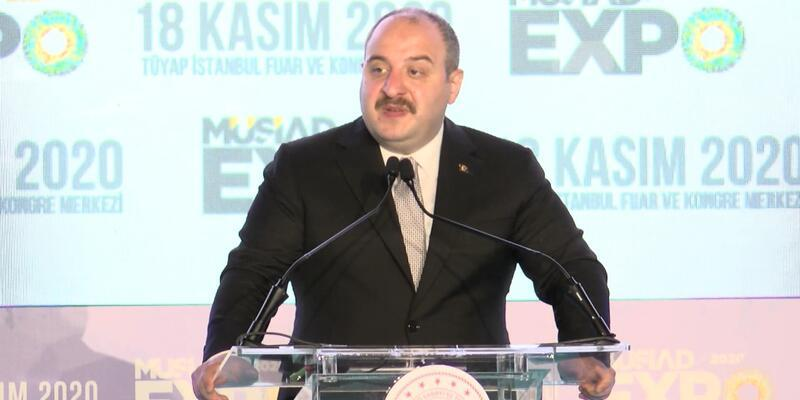 Bakan Varank MÜSİAD EXPO'nun açılışını yaptı