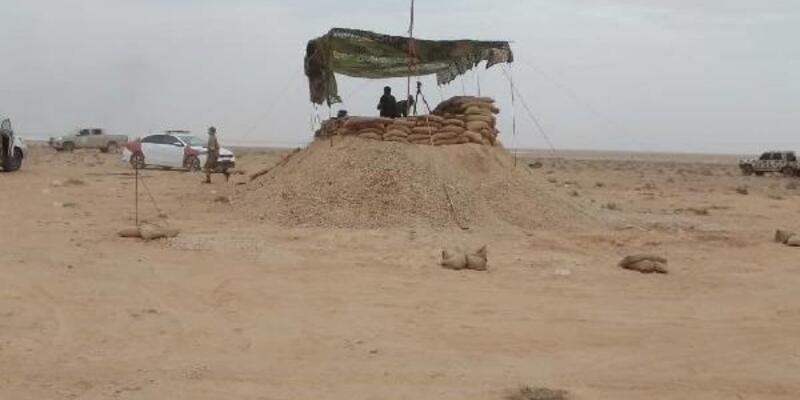 MSB: Libya Silahlı Kuvvetleri personeline verilen eğitimler sürüyor