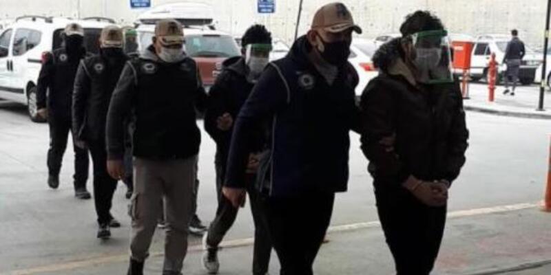 Eskişehir'deki DEAŞ operasyonunda 4 tutuklama