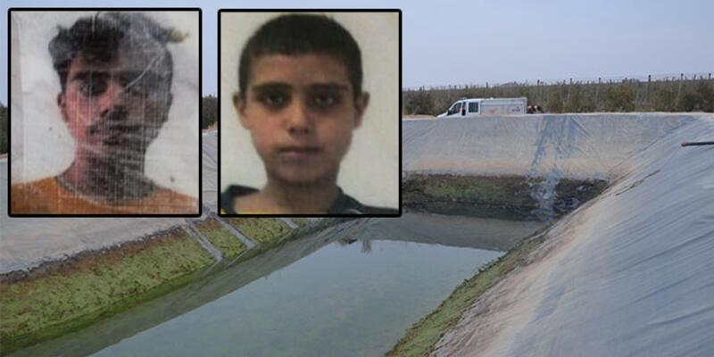 Havuzu düşen kardeşini kurtardı, kendisi ve arkadaşı boğuldu