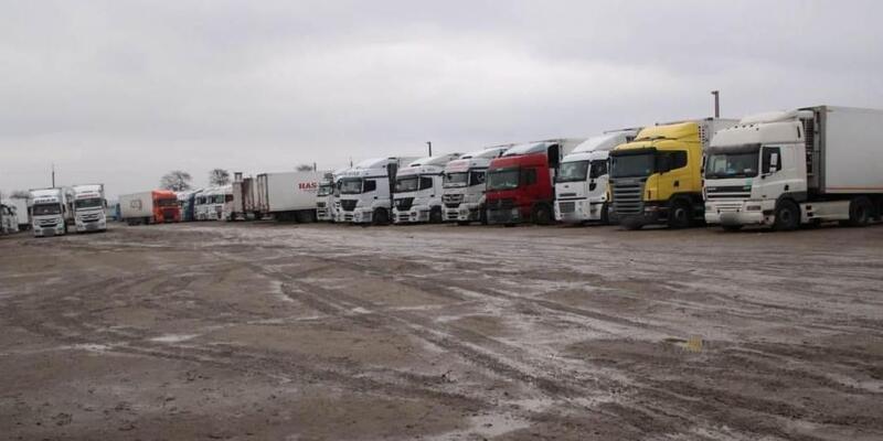 Ukrayna'da Türk TIR şoförleri arasındaki kavga kanlı bitti
