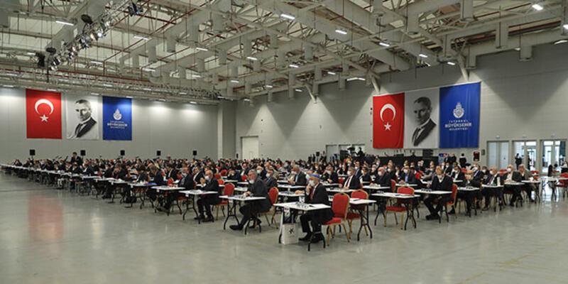 İstanbul Büyükşehir Belediyesi'nin 2021 bütçesi kabul edildi