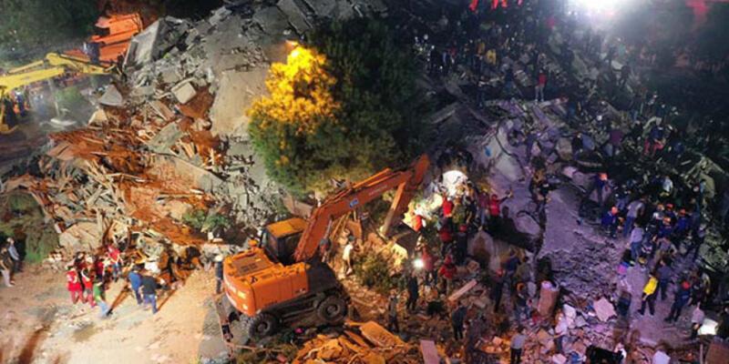 AFAD'dan İzmir depremiyle ilgili açıklama