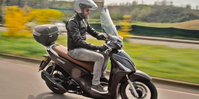 Scooter üreticisiKymco geri dönüyor