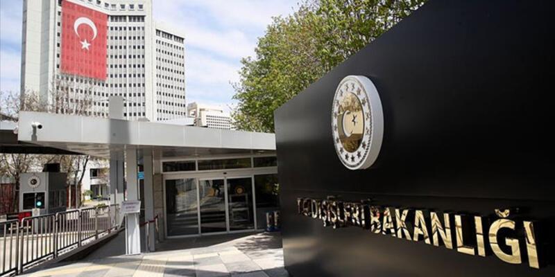 Dışişleri: Yunanistan çağrılarımıza olumlu yanıt vermelidir