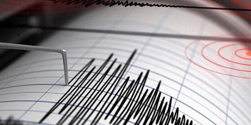 Isparta'da 3.8 büyüklüğünde deprem