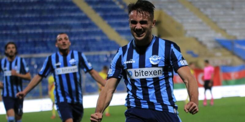 Yunus Akgün'den 2 gol