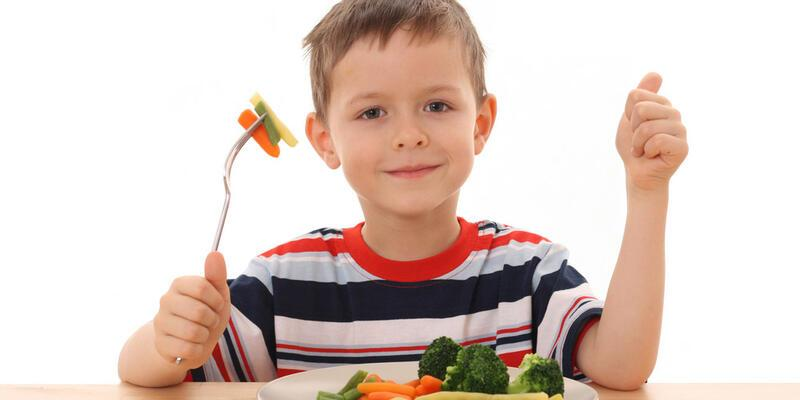 Enerjik çocuklar nasıl beslenmeli?