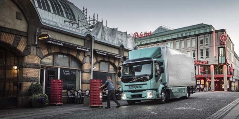 Volvo elektrikli kamyonları 2021'e hazırladı