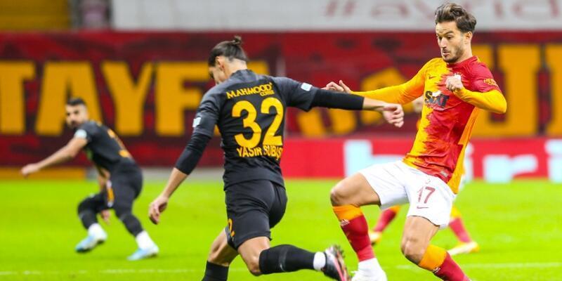 Galatasaray 1-1 Kayserispor MAÇ ÖZETİ