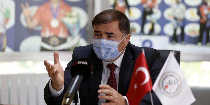 Son dakika... Türkiye Güreş Federasyonu Başkanı Musa Aydın koronavirüse yakalandı