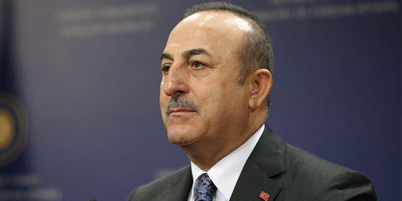 Son dakika haberi... Bakan Çavuşoğlu'ndan skandal arama için açıklama: Sahada cevabını vereceğiz