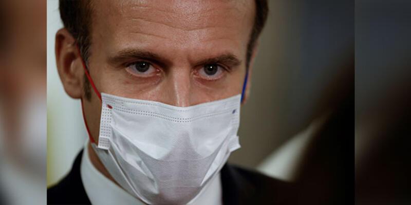 Macron, koronavirüs salgınıyla mücadele planını açıkladı