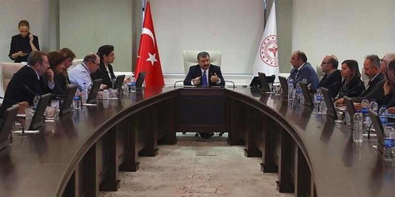 Bilim Kurulu toplantısı ne zaman, saat kaçta? Bakan Koca'nın açıklaması canlı yayınla CNN TÜRK'te