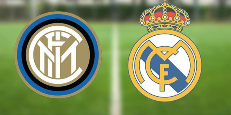 Şampiyonlar Ligi Inter Real Madrid maçı hangi kanalda, ne zaman, saat kaçta?