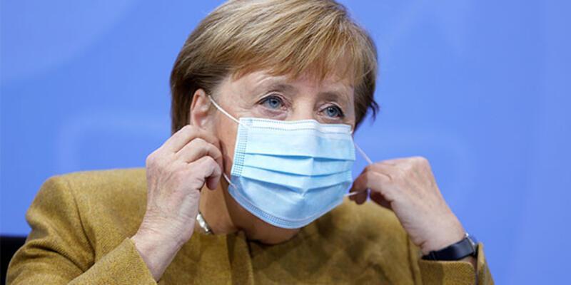 Almanya'da koronavirüs kısıtlamaları uzatıldı