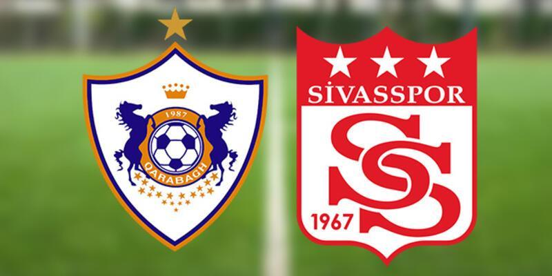 UEFA Avrupa Ligi Karabağ Sivasspor maçı hangi kanalda, ne zaman, saat kaçta izlenecek?