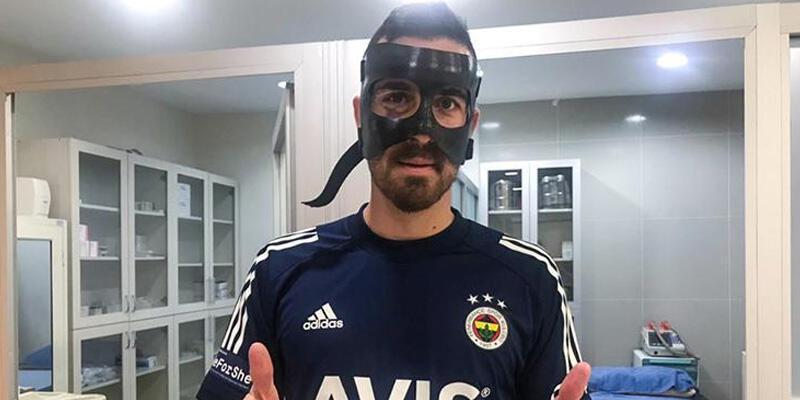 Son dakika... Fenerbahçeli Harun Tekin çalışmalara başladı