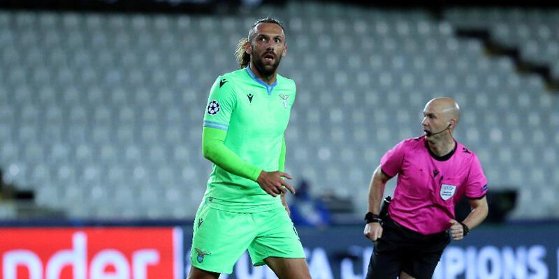 Son dakika... Lazio'da Vedat Muriç sakatlandı
