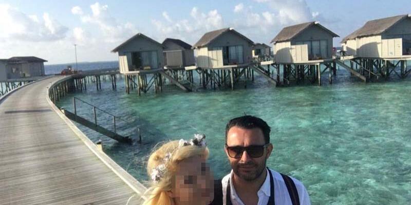 Menemen'de tutuklanan İYİ Parti'li Çama, 'asgari ücretliyim' dedi, Maldivler'de fotoğrafları çıktı
