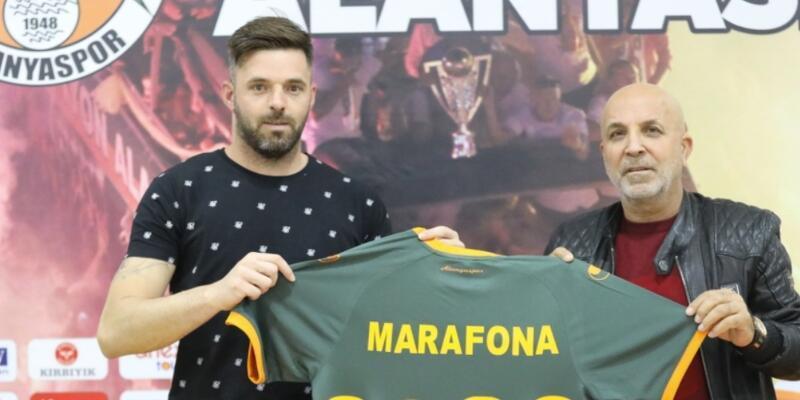 Marafona'dan 2 yıllık imza