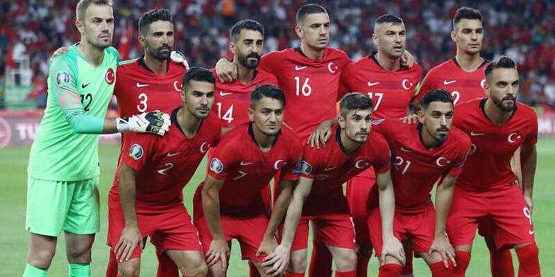 Son dakika... Türkiye 2022 Dünya Kupası elemelerinde 2. torbada