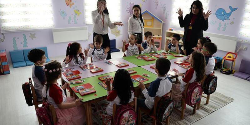 MEB'den okul öncesi eğitimle ilgili açıklama