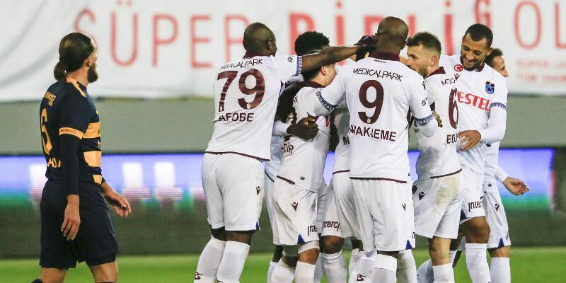 Ankaragücü - Trabzonspor: 0-1