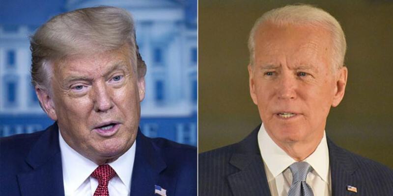 Trump'tan 'hile' vurgusuyla Biden'a mesaj
