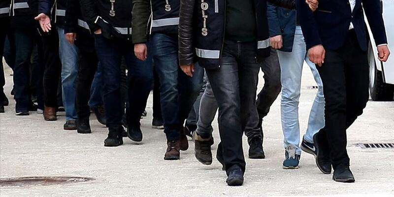 İçişleri Bakanlığı: 641 kişi gözaltına alındı
