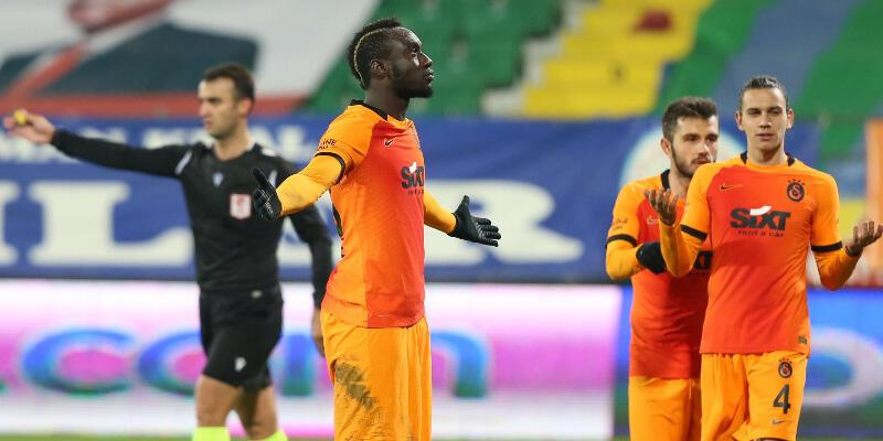 Galatasaray Rize'de farka gitti