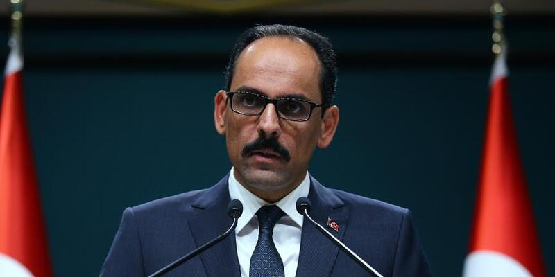 Cumhurbaşkanlığı Sözcüsü Kalın'dan CHP'li Başarır'a tepki