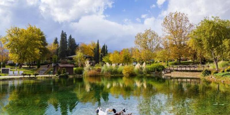 İncilipınar Parkı bu yıl da Yeşil Bayrak ödülü aldı
