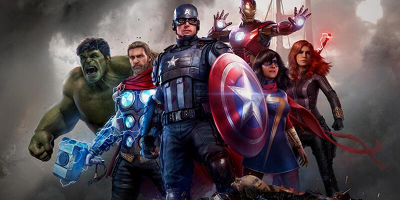 Marvels Avengers oyunu beklenen ilgiyi görmedi