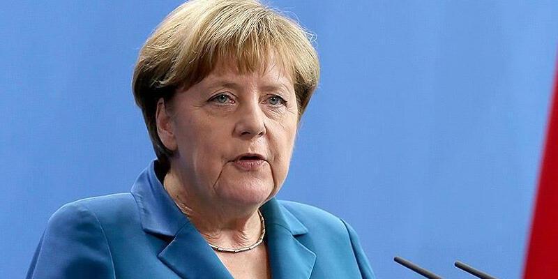 Merkel'den 'Oruç Reis' açıklaması
