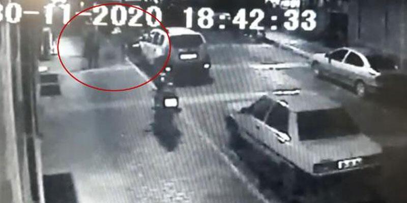 Husumetlisince sokak ortasında tabancayla vuruldu