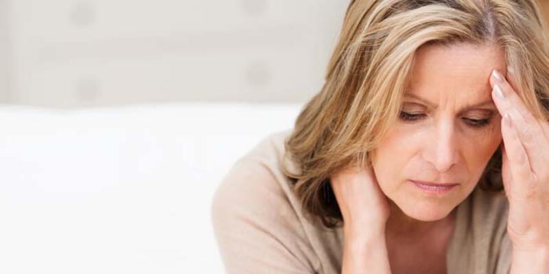 Kadınlarda menopoza dikkat