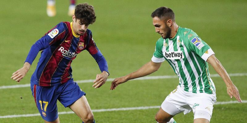 Real Betis'in Victor Ruiz pişmanlığı!
