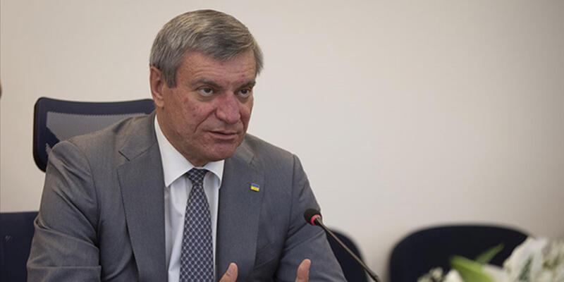İstanbulValiliğinden, Ukrayna Başbakan Yardımcısının ziyaretine ilişkin açıklama