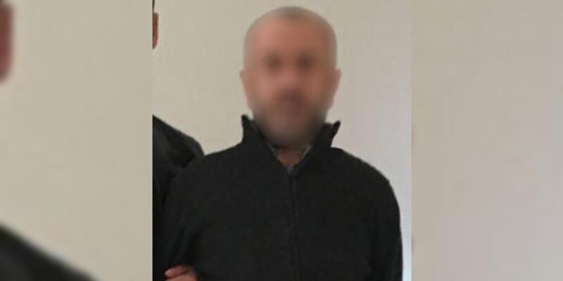 Trabzon'da FETÖ'nün 12 yıl hapisle aranan mahrem imamı yakalandı