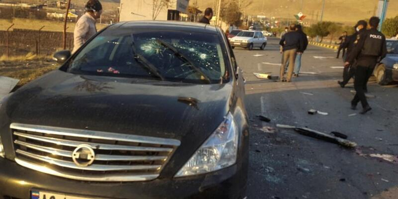 Son dakika... İran'ın Rusya Büyükelçisi: Fahrizade suikastına Mossad ve Halk Mücahitleri Örgütü karıştı