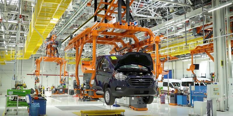 Ford Otosan 'Batarya Montaj Fabrikası' kuracak